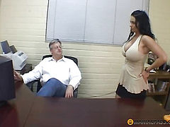 Bitch slaps his ass man