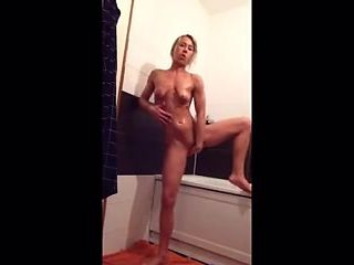 German Milf Masturbate