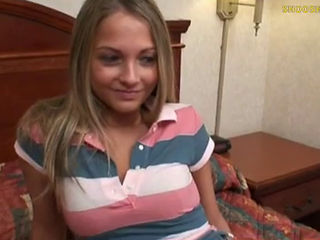 Shy First Timer Lives 1 Of Her Fantasies