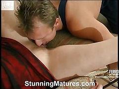 Alice&Adrian naughty mature action