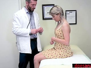 Bukkake midget shared doctor