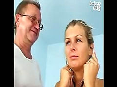 Bambi visiting gyno clinic for pussy speculum examination