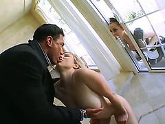Brutal Anal Threesome (Try something different  Free)