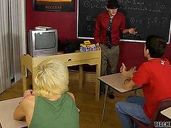 Conner Bradley & Ryan Morrison - When the Teacher is Hungover...