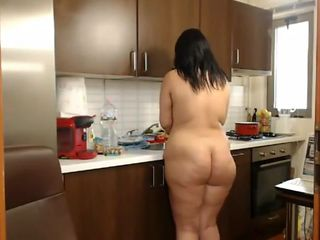 Chubby Naked Chef