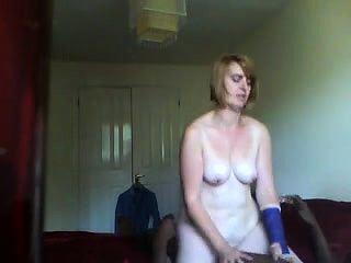 Sensual maid first time double penetration