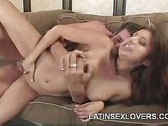 Cute Latina Sativa Outdoor Movie