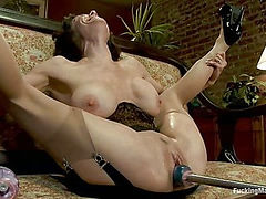 Veronica Avluv <br> Squirting MILF part 1 of 5