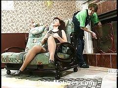 Lillian&Marcus kinky mature video