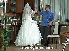 Fuck the bride