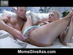 Hannah&Benjamin M anal mature on video