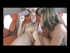 Mothers Teaching Daughters How To Suck Cock #09