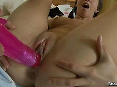 Eager chick enjoys dirty fucking