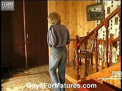 Esther&Adam hardcore mature action