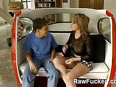 Brunette Tyla Wynn Has Big Tits