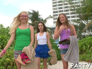 Sweet Lesbians Make A Film Movie