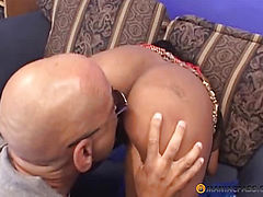 Kisses from her ass whores