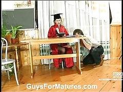 Martha&Marcus hot mom on video