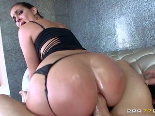 slutty britanny gets her ass banged hard