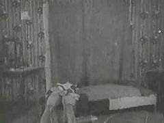 Vintage 1920 Threesome