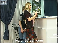 Louisa&Jerry furious nylon action
