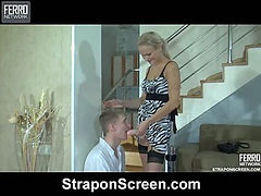 Dolly&Connor awesome strapon movie