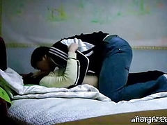 Private sex tape of Korean girl