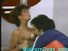 Ron Jeremy fucking big titted slut