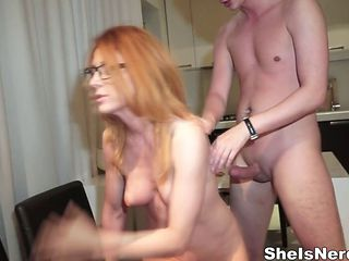 She Is Nerdy - Fucking On Sightseeing Tour