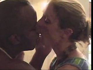 Cuckold wife fucked and cleaned