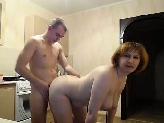 Hot spanish milf gets a hard fuck after a public blowjob