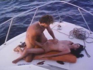 Classic Pornstar Fun at the Beach