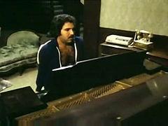 A Ron Jeremy anal piano classic
