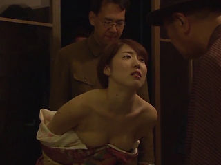 Sanction Rape For Her Adultery In An Old Japanese Village