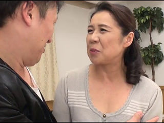 Japanese Grandma Getting Fucked Hard