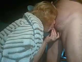 Part 2 of session with Spanish couple - cum on her
