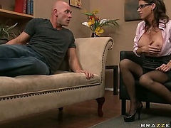 Dick In The Shrink