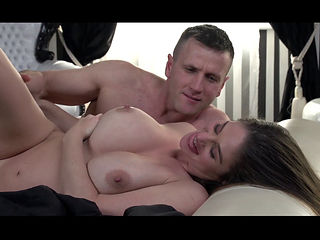 Xxx Shades - Hungarian Babe With Hot Big Tits Enjoys Passionate Morning Fuck