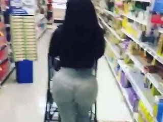 Thick Ass In Aisle 9