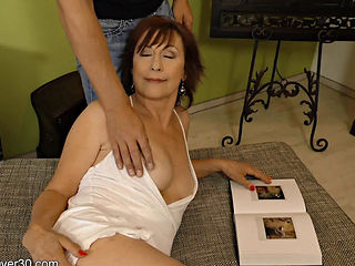 Mature Granny Danny Bloom Fucking