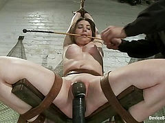 Double Dose - the supple silent type and the boisterous squirter