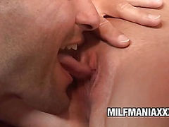 MILF Worshipped and Fucked