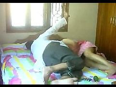 Indian horny Delhi couple with hindi audio nice