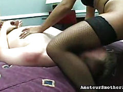 Stockings and smothering