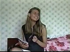 Fake Miss Russia 2006 gets naked and fucked (Try something different  Free)