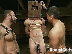 Slave Auction - Live Shoot