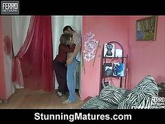 Leonora&David naughty mature video