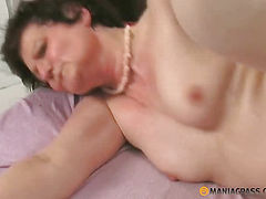 Woman with a guy having sex