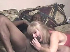 Couple does bisexual threesome with black guy