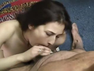The Wettest Blowjob I Ever Saw